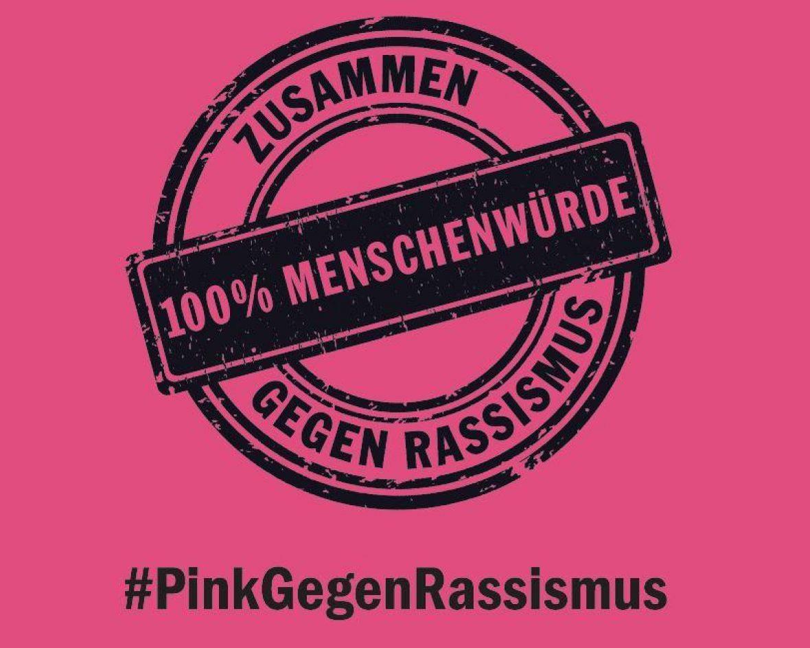 Pink Gegen Rassismus